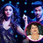 After Varun Dhawan, Alia Bhatt reacts to Saroj Khan controversy