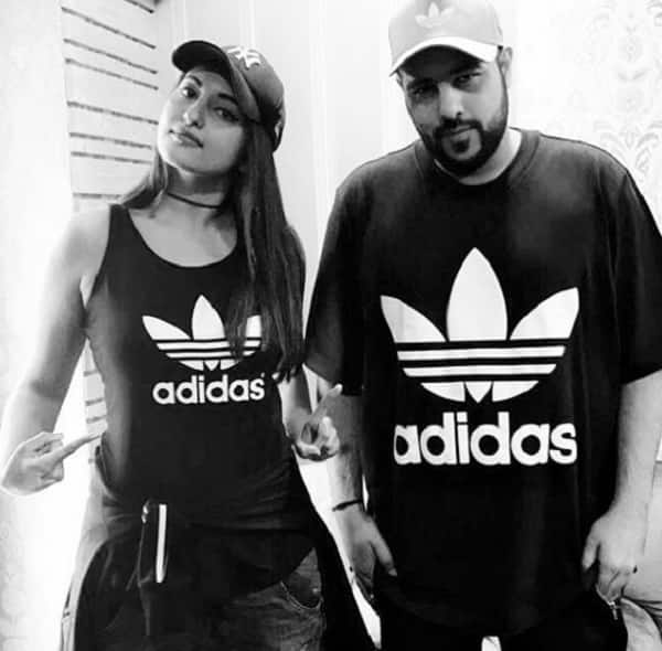 Sonakshi Sinha to collaborate with Badshah?
