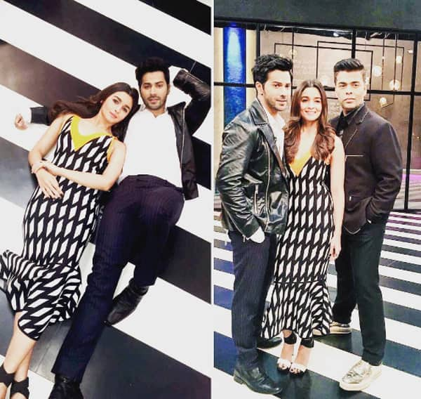 Koffee With Karan 5: Alia Bhatt and Varun Dhawan are bursting with energy in this hilarious promo- watch video