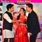 When Varun Dhawan called Karan Johar 55 times before Badrinath Ki Dulhania's trailer launch - watch video