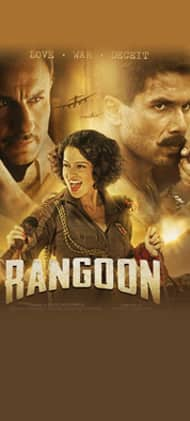 Movie this week: Rangoon