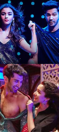 Alia- Varun's Tamma Tamma or Aditya-Shraddha's Humma Humma- which 90's remix did you like the most?