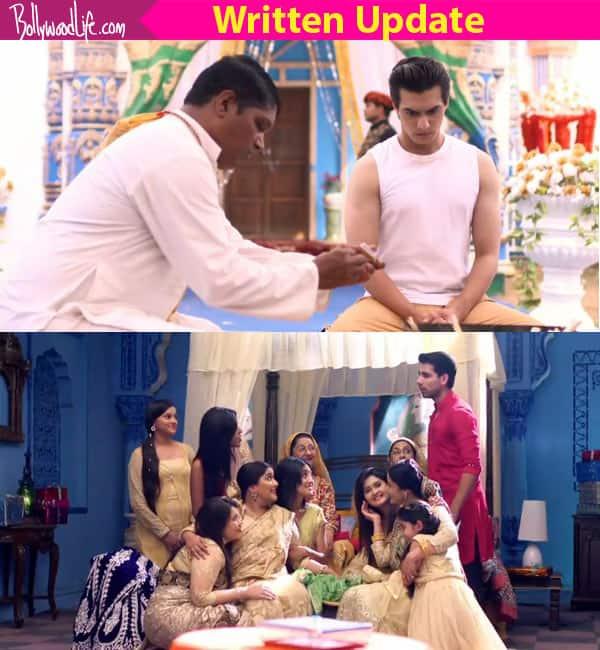 Yeh Rishta Kya Kehlata Hai 24 February 2017, Written Update of the Full Episode: Singhania's get emotional as rituals for Naira's wedding start