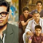 Karan Johar wishes he could have directed Aamir Khan's Dangal
