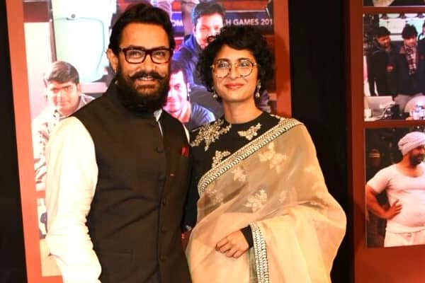 Kiran Rao is fascinated by Aamir Khan's look for Thugs of Hindostan – watch video