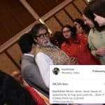 Abhishek Bachchan's this picture with Amitabh Bachchan will make you hug your father NOW!