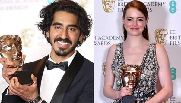 BAFTA 2017 full winners list: Dev Patel, La La Land, Emma Stone take home the laurels