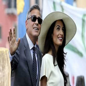 George Clooney is going to be a dad, wife Amal is pregnant with twins!