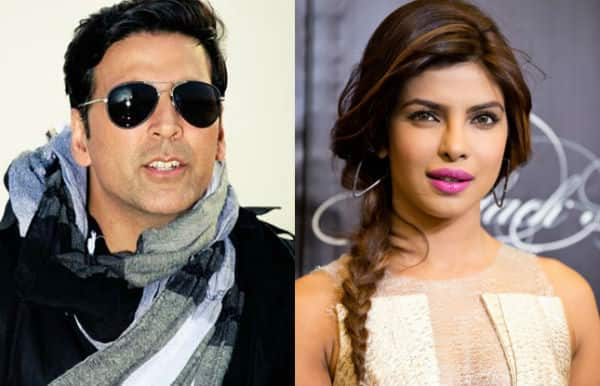 Akshay Kumar: Let us call Priyanka Chopra and check if she has any issue with me