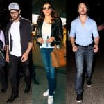 Hrithik Roshan, Sushmita Sen, Tiger Shroff are at their casual best in latest airport spotting - view HQ pics