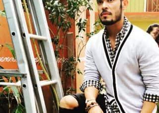Naamkarann actor Kunwar Amar suffers eye infection on the last day of his shoot