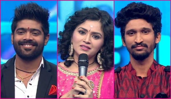 Indian Idol 9: LV Revanth, Malvika Sundar and Khuda Baksh's melodious performances leave Govinda spellbound