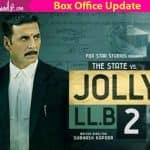 अक्षय कुमार की 'जॉली एलएलबी 2' की शानदार कमाई जारी, जानिए तीसरे हफ़्ते के पहले दिन की कमाई