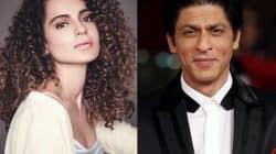 Shah Rukh Khan do not want to work with Kangana Ranaut