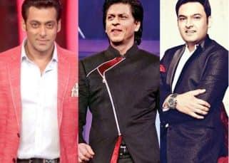 Filmfare Awards 2017: Salman Khan sets the stage on fire, Shah Rukh-Kapil leave audience in splits