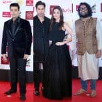 Varun Dhawan, Alia Bhatt, Arijit Singh, Karan Johar attend Mirchi Music Awards 2017 - view HQ pics