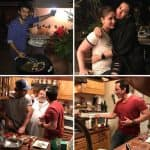 When Ranbir and Saif turned masterchefs for Kareena and Karisma Kapoor