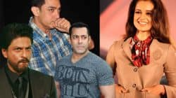Kangana will not with Salman Khan, Aamir Khan and Shah Rukh khan in future