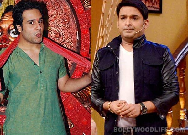 Krushna Abhishek wants to do a show with Kapil Sharma