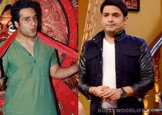 Hey Kapil Sharma, Krushna Abhishek wants to PATCH UP and do a show with you!