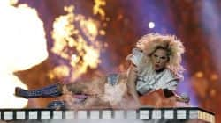 Lady Gaga's powerful performance at the Super Bowl Halftime is a major diss to Donald Trump – watch video