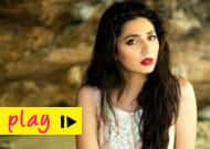 Watch Mahira Khan having a DDLJ moment