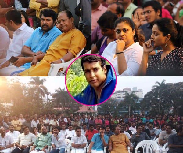 Malayalam actress molestation case; The main accused Pulsar Sunil is still on the loose