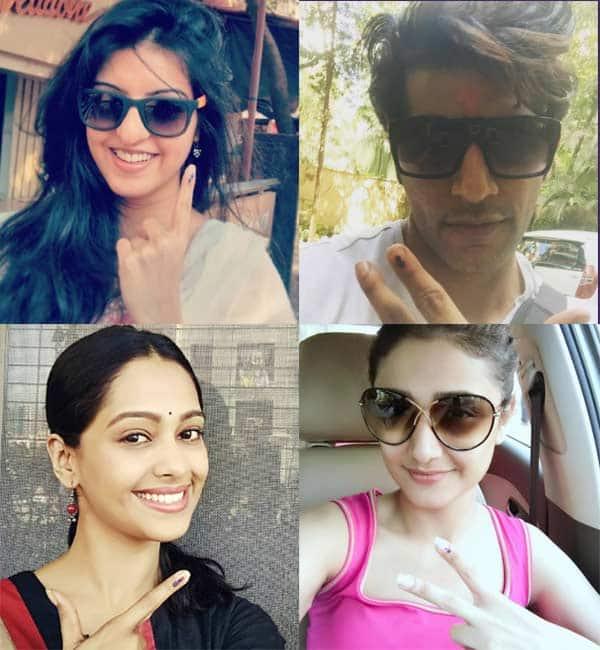 Karanvir Bohra, Ragini Khanna –  7 TV actors who voted in the 2017 BMC elections