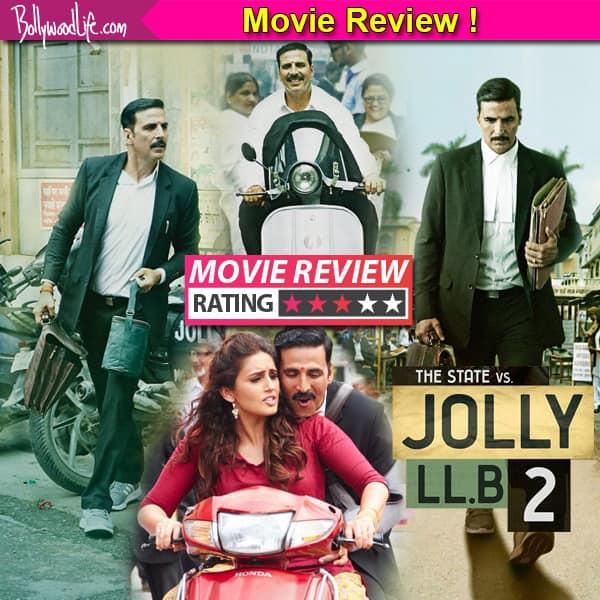 jolly llb 2 review: akshay kumar's satirical court drama is entertaining