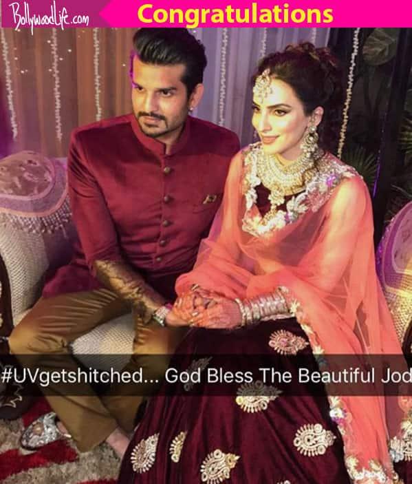 Chandra Nandini actress Mansi Sharma gets engaged to Punjabi singer Yuvraj Hans