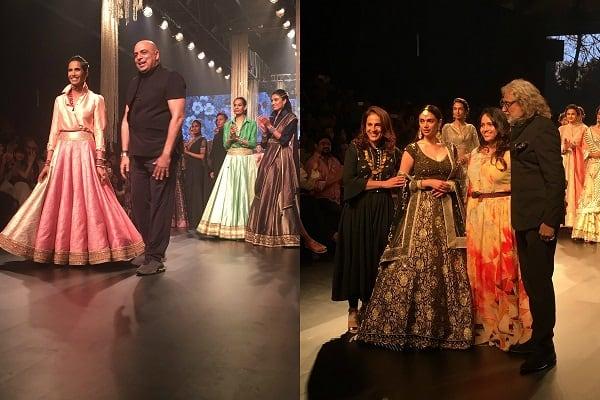 Lakme Fashion Week 2017: Aditi Rao Hydari and Padma Lakshmi bring a classy end to day 4 – view pics