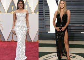 When Priyanka Chopra interviewed Jennifer Aniston at Oscars 2017 backstage - watch video