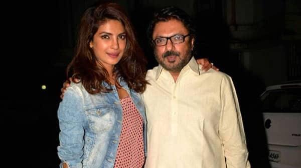 Priyanka Chopra has the sweetest birthday wish for Sanjay Leela Bhansali
