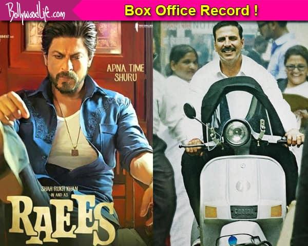 BOX OFFICE!! Akshay Kumar's Jolly LLB 2 fails to fails beat Shah Rukh Khan's Raees on the first Monday