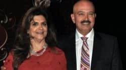 HomeIndia news Rakesh Roshan proud of wife for helping 500-kg Egyptian women.