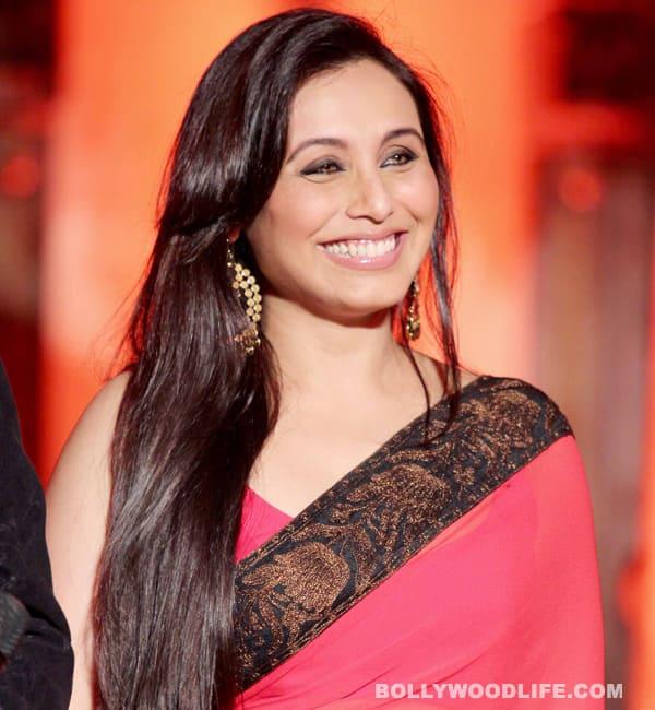 Finally!! Rani Mukerji all set to make her comeback with an inspiring film titled Hichki