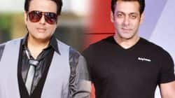 David Dhawan was angry on Govinda because he advised Salman Khan to for a treatment in US