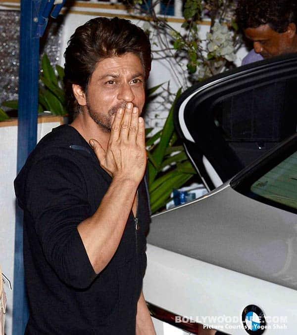 Shah Rukh Khan shoots for Imtiaz Ali's next in Bandra – view pics
