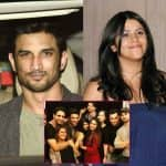 Sushant Singh Rajput parties with Ekta Kapoor after the big patch-up - view HQ pics
