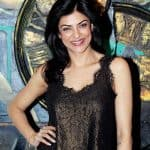 Sushmita Sen: My comeback should make the audience happy