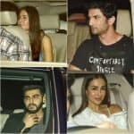 Katrina Kaif, Sushant Singh Rajput, Malaika Arora, Arjun Kapoor turn up at Karan Johar's star studded bash - view HQ pics