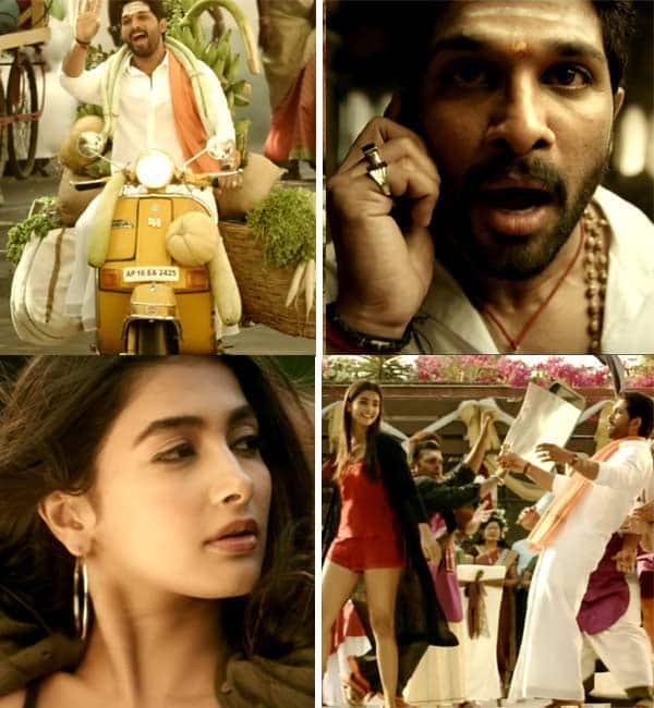 Duvvada Jagannadham teaser: Allu Arjun- Pooja Hegde's chemistry is subtle yet intense in this promo
