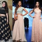 Nora Fatehi, Helly Shah, Krystle D'Souza at their glam best in LFW - view pics!