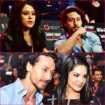Tiger Shroff, Krishna Shroff, Sunny Leone attend Super Fight League - view HQ pics