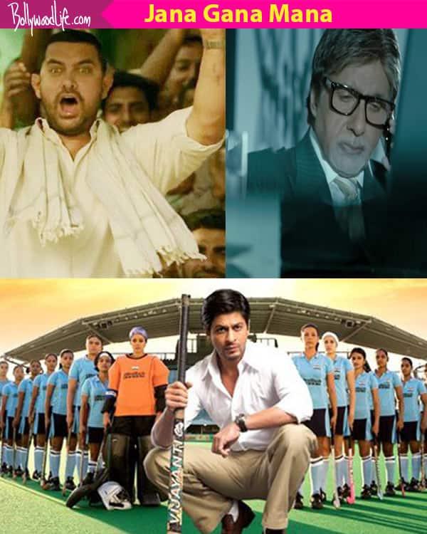 Aamir Khan's Dangal, Shah Rukh Khan's Chak De India, Salman Khan's Love – 5 movies where the National Anthem was part of the narrative