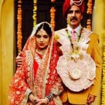 Toilet - Ek Prem Katha new still: Akshay Kumar and Bhumi Pednekar look awkward yet cute