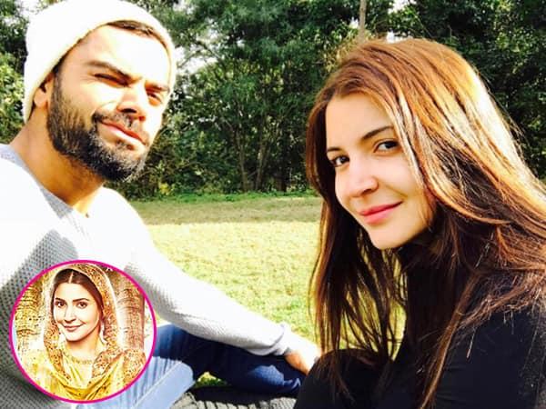 Anushka Sharma not upset, but SURPRISED by reports that her boyfriend Virat Kohli is producing Phillauri