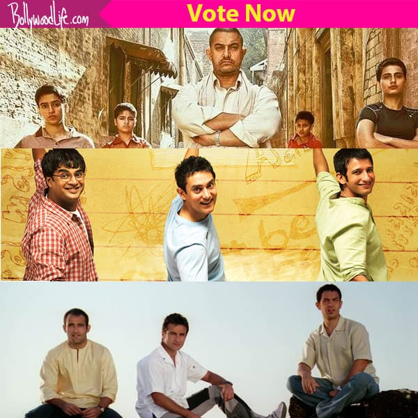 Dangal, 3 idiots, Dil Chahta Hai – vote for your most favourite Aamir Khan movie among these 20 flicks