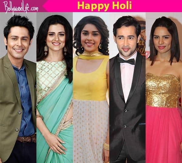 Kumkum Bhagya's Shikha Singh, Ssudeep Sahir, Eisha Singh – TV celebs share their Holi memories