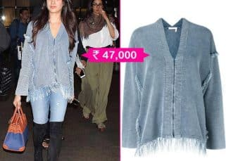 Jhanvi Kapoor's frilly jumper could be yours! Here's how